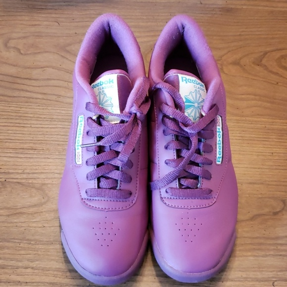 tos tenis Rico  Reebok Shoes | Reebok Princess Sneakers | Poshmark